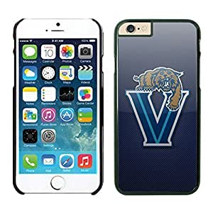 Iphone 6 Protective Skin NCAA-COLONIAL ATHLETIC ASSOC Villanova Wildcats 9 Iphone 6 4.7 Inches TPU Cover Case