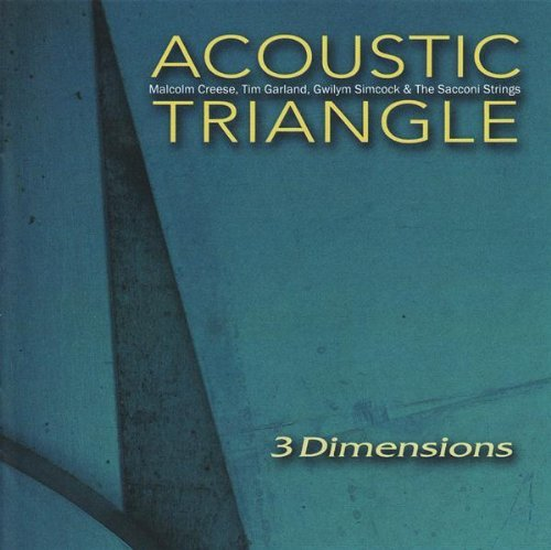3 Dimensions by Acoustic - Triangle Acoustic
