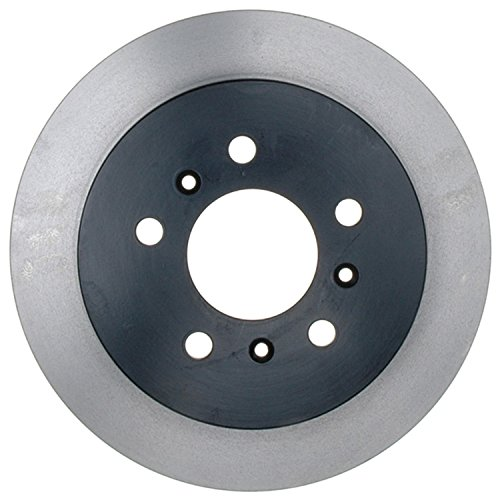 ACDelco 18A2321 Professional Rear Drum In-Hat Disc Brake Rotor