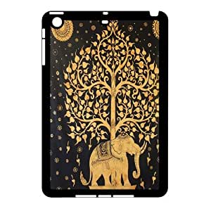 ZK-SXH - Tribal Elephant Pattern Diy Cell Phone Case for iPad Mini, Tribal Elephant Pattern Personalized Phone Case