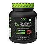 Revolutionary Wellness Protone Plant Protein Powder, Sports Nutrition for Men, Rich Chocolate Flavour – 1Kg