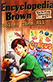 img - for Encyclopedia Brown Solves Them All book / textbook / text book