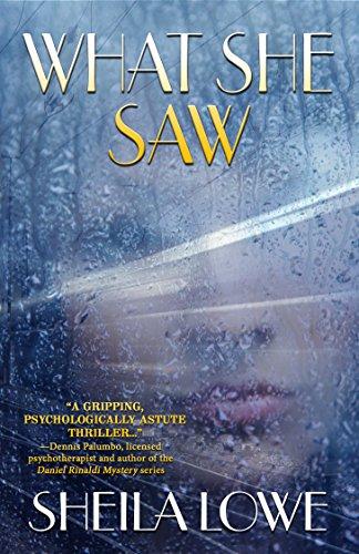 Book: What She Saw (Forensic Handwriting Mysteries) by Sheila Lowe