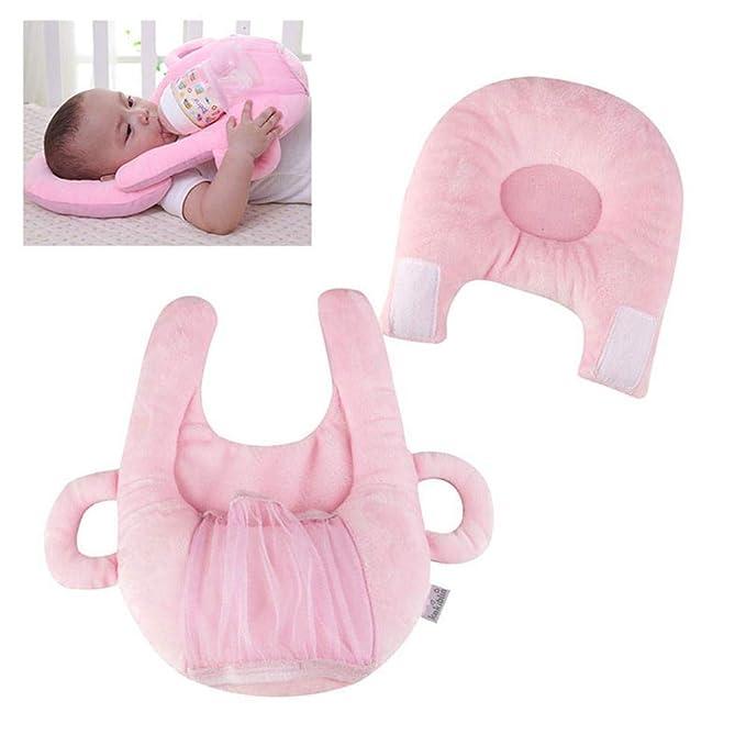 RUICHUANGS Almohadas de lactancia para bebés, Desmontable Almohada ...