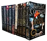 Bernard Cornwell The Last Kingdom Series 10 Books Collection Set (The Last Kingdom, The Pale Horseman, The Lords of the North, Sword Song, The Burning Land, Death of Kings, The Pagan Lord...