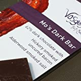 Chocolate and Bacon Candy Bar - Dark - Value Bundle of 6 (18 ounce)