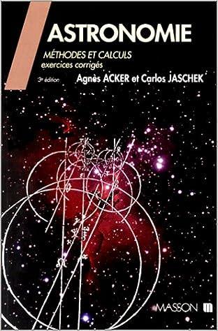 9926a8404e114 Télécharger des ebooks gratuits au format pdf Astronomie   Méthodes ...