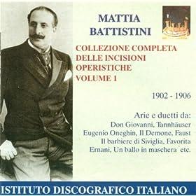 mattia battistini from the album opera arias tenor battistini mattia
