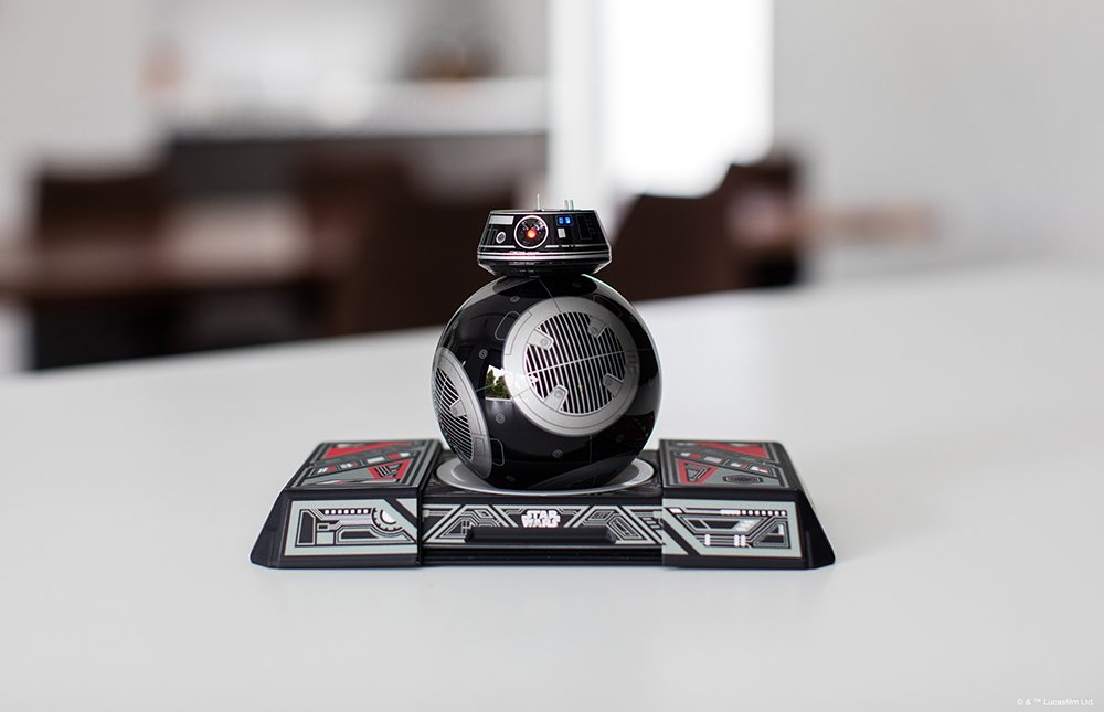 BB-9E App-Enabled Droid with Trainer by Sphero (Image #12)