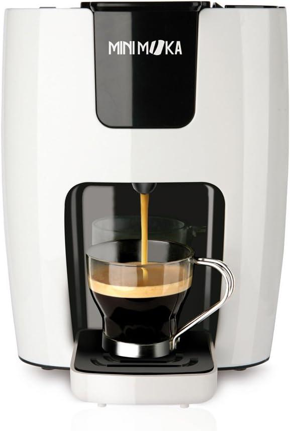 Mini Moka CM-2185 - Cafetera 4 en 1: Amazon.es: Hogar