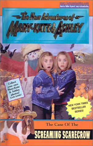The Case of the Screaming Scarecrow (New Adventures of Mary-Kate & Ashley (Pb)) ()