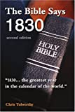 The Bible Says 1830