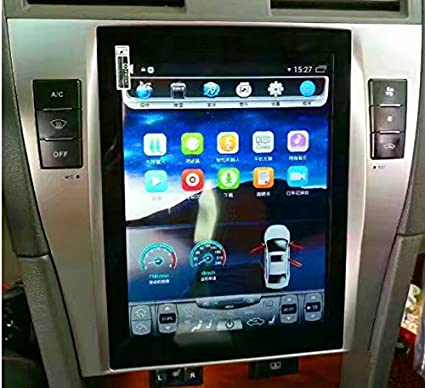 Amazon com: 10 4 inch Quadcore Android 1024x768 Car Vertical