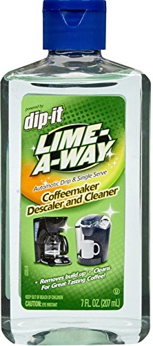 Lime-A-Way Dip-It Liquid Automatic Drip Coffeemaker Descaler & Cleaner 7 oz (10 Pack)