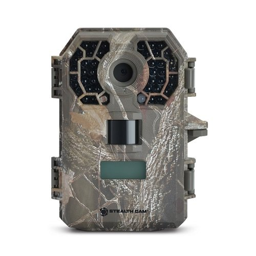 GSM Stealth Cam G42 No-Glo Trail Game Camera STC-G42NG by GSM Outdoors