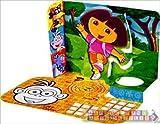 Dora the Explorer Pop up Activity Place Mats (4-pack)