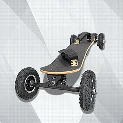 SZXC Figtingeagle Fuerte motor de cinturón de cuatro ruedas monopatín 1650W Skateboard eléctrico Monopatín eléctrico de