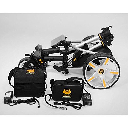 Bat-Caddy X3R Electric Golf Caddy + FREE Accessory Pack by Bat-Caddy (Image #3)