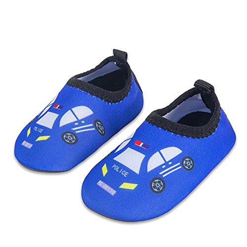 16 Barefoot Aqua Unisex Kleinkind Mädchen Wasser für Schuhe Yoga Schuhe Surfen Beach Laiwodun Color Schwimmen Pool Schuhe x6f0qanYw