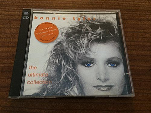 Bonnie Tyler - The Ultimate Collection 2-Cd Import Denmark 1995 - Zortam Music