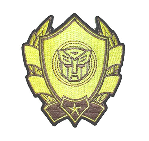 Transformers Logo Badge Iron-On Patch