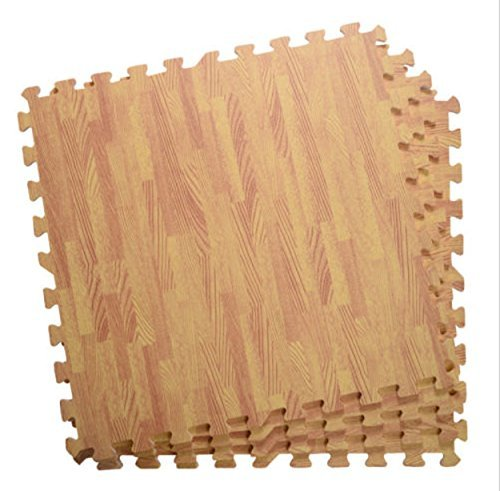 48-sq-ft-eva-foam-floor-tiles-mattress-puzzle-interlocking-mat-show-gym-mat-wood-color