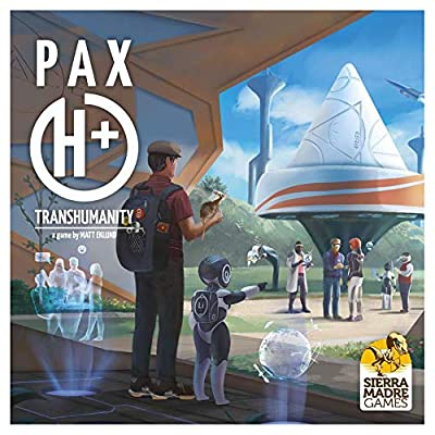 Pax Transhumanity: Toys & Games