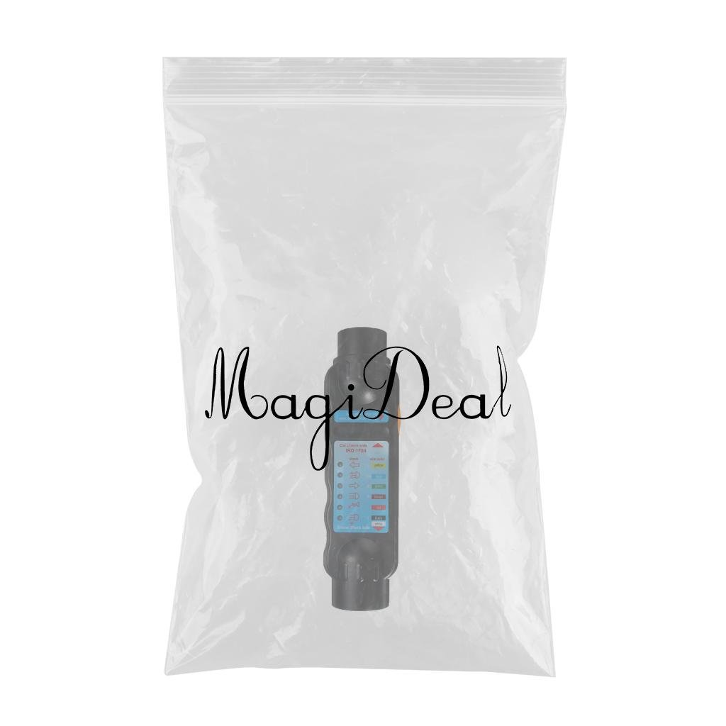 MagiDeal 12V 7PIN CAR LIGHTS PLUG & SOCKET CABLE CIRCUIT TESTER by Unknown (Image #3)