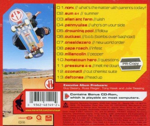 tony hawk pro skater 3 soundtrack download