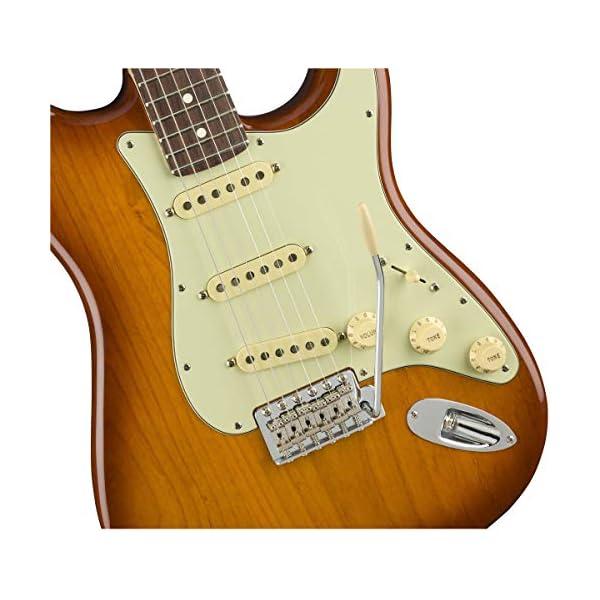 American Performer Stratocaster RW (Honey Burst)
