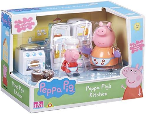 Giochi Preziosi Peppa Pig Kitchen - Kits de Figuras de Juguete ...