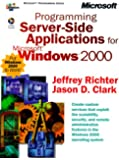 Programming Server-Side Applications for Microsoft Windows 2000 (Dv-Mps Programming)