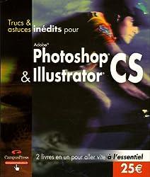 Photoshop & Illustrator CS : Pack en 2 volumes : Adobe Photoshop CS KillerTips ; Illustrator CS KillerTips