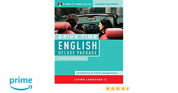 Drive time english deluxe package