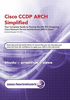 Cisco CCDP ARCH Simplified by [Gheorghe , Daniel]
