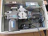 JIAWANSHUN KZBT Semi-Automatic Strapping Machine.PP&PET desktop binder,small mini desk used money bundle machine