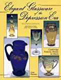 Elegant Glassware of the Depression Era, Gene Florence, 0891457232