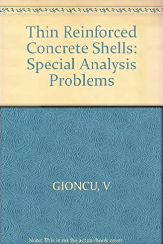 Thin Reinforced Concrete Shells: Special Analysis Problems