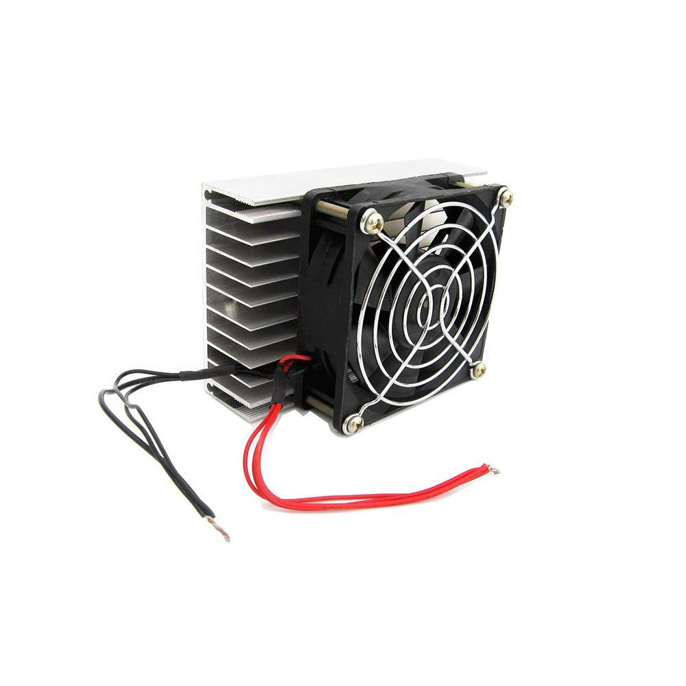 ECO LLC Pet Cooling Cooler Air Conditioner Refrigerator DIY for Dog Cat Pig House DC12V