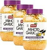 Badia Minced Garlic in Water 32 oz Pack of 3