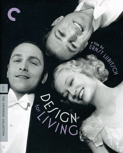 Design for Living (The Criterion Collection) [Blu-ray]