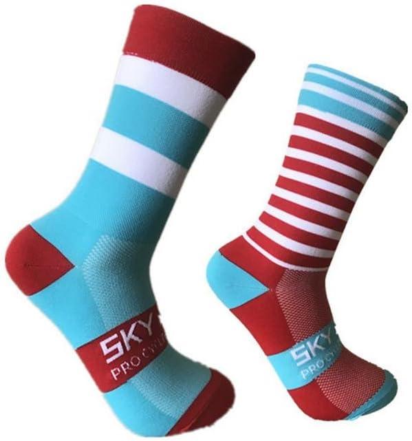 Calcetines Deportivos Calcetines para Correr para Mujeres y Hombres Crossfit Uso para Uso c/ómodo en Trotar Transpirables y duraderos Correr tama/ño Libre 39-45