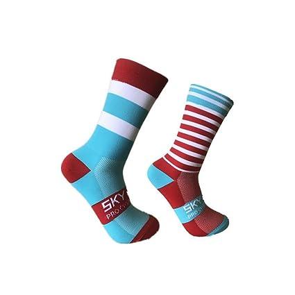 Calcetines Deportivos Calcetines para Correr para Mujeres y Hombres, tamaño Libre 39-45,