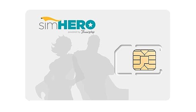 Prepaid datos SIM tarjeta para Europa Ideal para sistemas de alarma, Territorio cámaras, estaciones