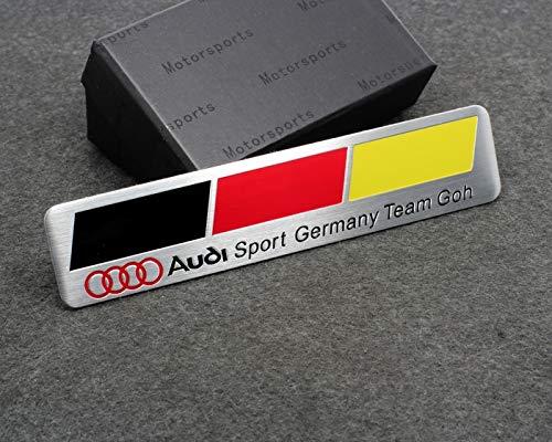 JGS badge Motorsport Motorsport emblema colori della bandiera tedesca