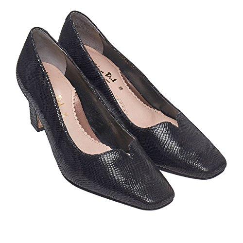 Van Dal Howe, Women's Court Shoes Black