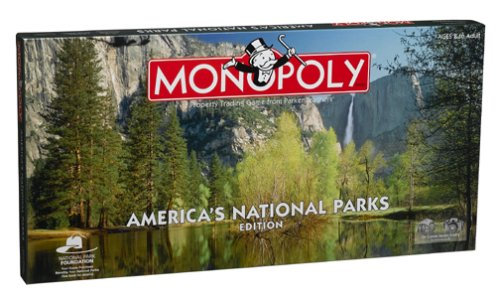 Monopoly MN025000 Americas National Parks product image