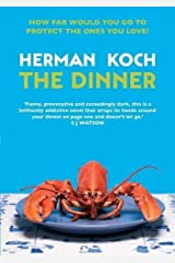 The Dinner by Herman Koch (2012-08-01) Paperback