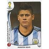 FIFA World Cup 2014 Marcos Rojo Sticker No.419