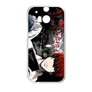 Death Note HTC One M8 Cell Phone Case White Gift pjz003_3162921